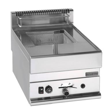 friggitrice a gas da banco, 8 litri