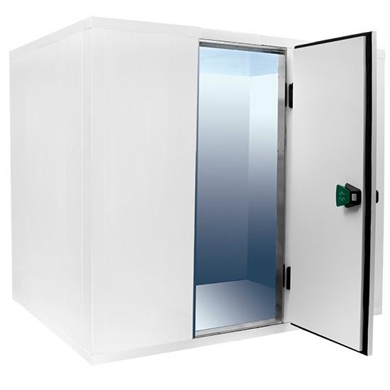 Celle refrigerate e di surgelazione spessore pareti 80 mm