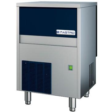 Produttore di ghiaccio granulare pressato, raffreddamento ad aria, 140 kg/24 h