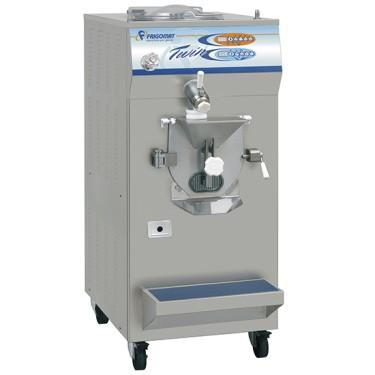 Macchina combinata con condensazione ad acqua, capacità 2,5-8 kg, produzione 45 kg/h