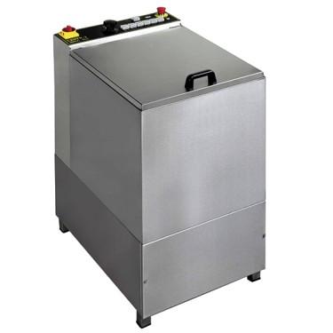 Lavaverdure con centrifuga, cap 45,2lt