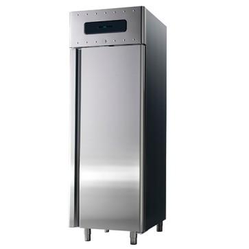 Frigorifero pasticceria con hccp sistema ventilato 700 litri,10 teglie 60x40 cm temp.-2°/+8°c