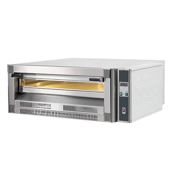 Forni pizza a gas predisposti per la sovrapposizione massimo 2 modelli