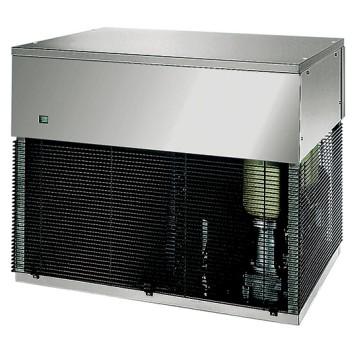 Produttore di ghiaccio granulare, raffreddamento ad aria, 1000 kg/24 h