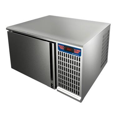 Abbattitore di temperatura 3x GN 2/3, +90°C/-18°C