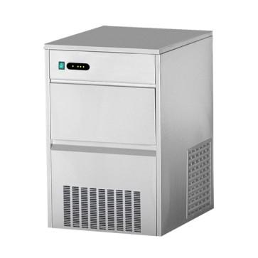 Produttore di ghiaccio capacità 50 kg in 24 ore contenitore riserva capacità da 10 kg