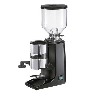 macinacaffè, campana da 1,2 kg, 4-9 g, nero