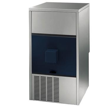 Produttore di ghiaccio a cubetti, raffreddamento ad aria, 42 kg/24 h