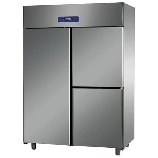 Armadio congelatore pasticceria 3 porte 1400 lt. negativo temp.-15 c ...