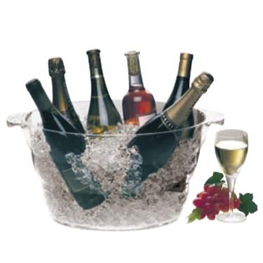 Secchio champagne acrilico h=230mm
