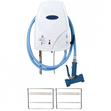 Nebulizzatore disinfettanti per 2 prodotti, max 60 °c, 20 m