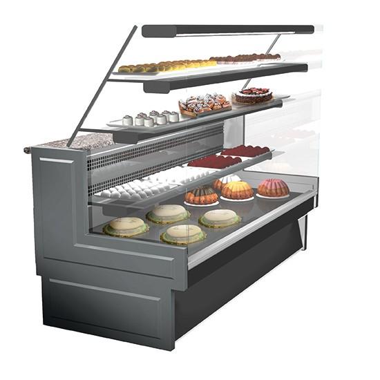 Vetrine refrigerate per gastronomia / pasticceria