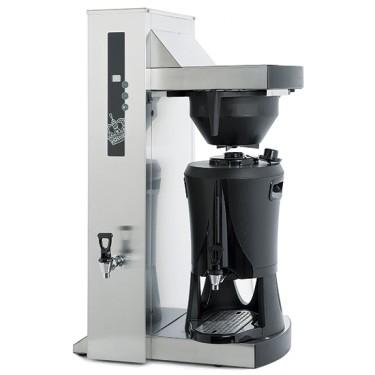 macchina da caffè a filtro con 1 serbatoio da 5 litri e 1 thermos da 5 litri