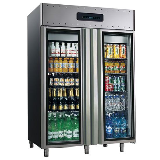 Armadi frigoriferi gastronomia 1400 litri evolution plus HACCP alarm