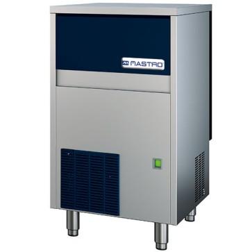 Produttore di ghiaccio a cubetti, condensazione acqua, produzione 20kg/24h