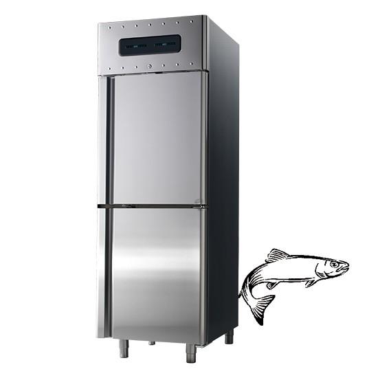 Armadi frigoriferi gastronomia 700 litri evolution plus HACCP alarm