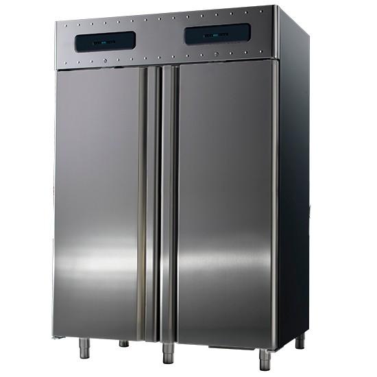 Armadi frigoriferi gastronomia 1400 litri evolution plus HACCP alarm doppie temperature