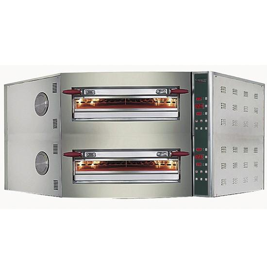 Forni pizza elettrici linea Evolution controllo digitale