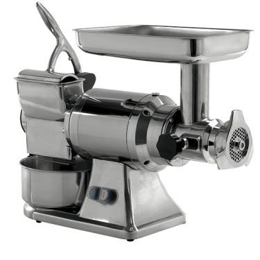Tritacarne e grattugia, bocca ø 82 mm, 300 kg/h-70 kg/h