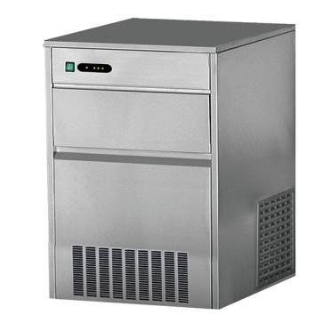 Produttore di ghiaccio capacità 25kg in 24 ore contenitore riserva capacità da 6 kg