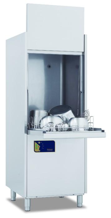 Lavapentole,con 3 cicli di lavaggio cesto 550x610 mm.altezza interna utile 850 mm