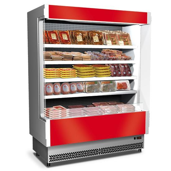 Murali refrigerati carne preconfezionata