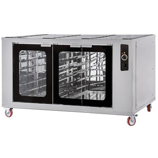 Celle di lievitazione per forni ad 1 o 2 camere