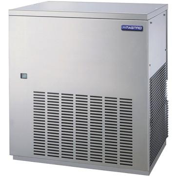 Produttore di ghiaccio granulare, raffreddamento ad aria, 280 kg/24 h