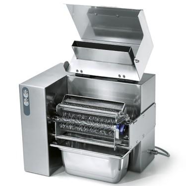 Inteneritrice bistecche elettrica, carico 30x250 mm, 230V