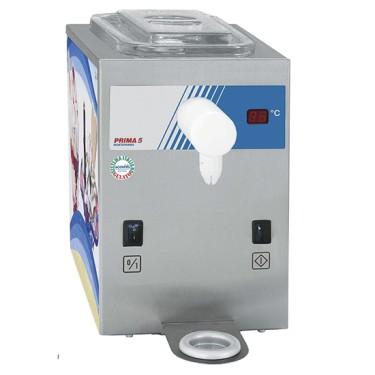 Montapanna meccanico con vasca 4 litri, produzione 100 litri/ ora, condensazione aria