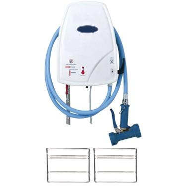 Nebulizzatore disinfettanti per 2 prodotti, max 60 °c, 15 m