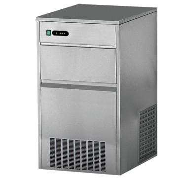 Produttore di ghiaccio capacità 20 kg in 24 ore contenitore riserva capacità da 5 kg