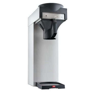 Macchina da caffè per 1 caraffa, riempimento manuale dell'acqua