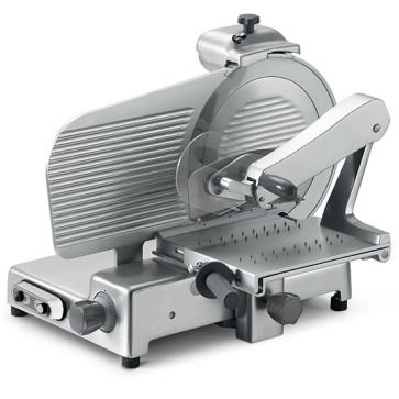 Affettatrice verticale, lama ø 300 mm modello per gastronomia,maccelleria.