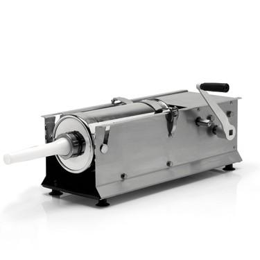 Insaccatrice manuale, cilindro larghezza=480 mm, 14 litri