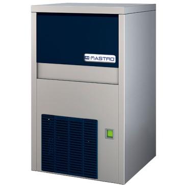 Produttore di ghiaccio granulare pressato, raffreddamento ad aria, 55 kg/24 h