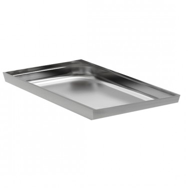 Teglia in alluminio 433x322 mm