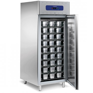 Congelatore per 54 bacinelle gelato, -10°/-30°C
