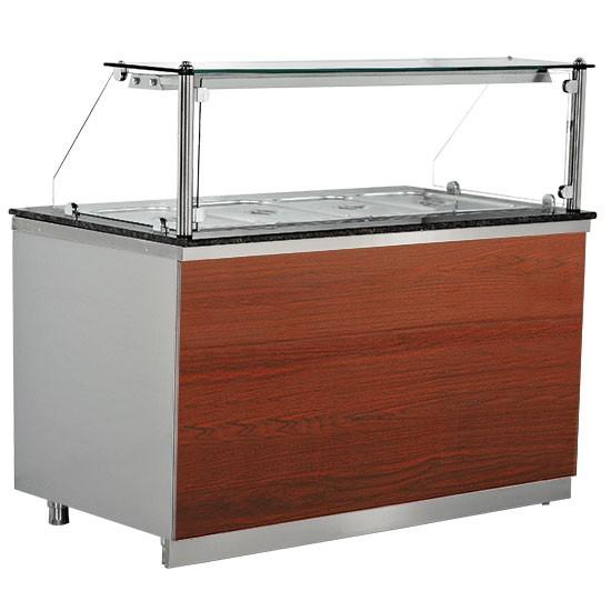 Banchi di preparazione refrigerati