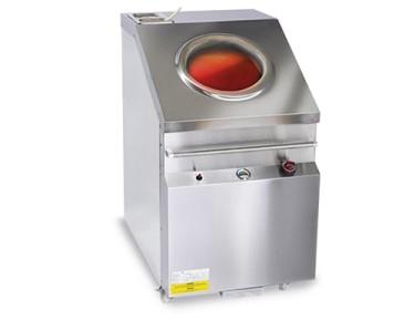 Forno a gas Tandoori - 715 x 1225 mm (acciaio inox)