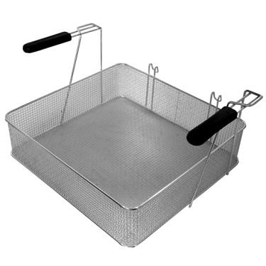Cestello per friggitrice pasticceria F25 mm. 475x450x120 mm
