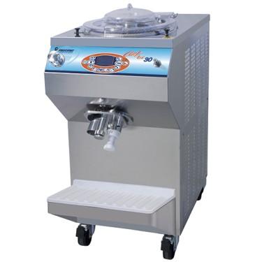 Cuocicrema con condensazione ad acqua, capacità 15-30 kg, produzione 30 kg/h