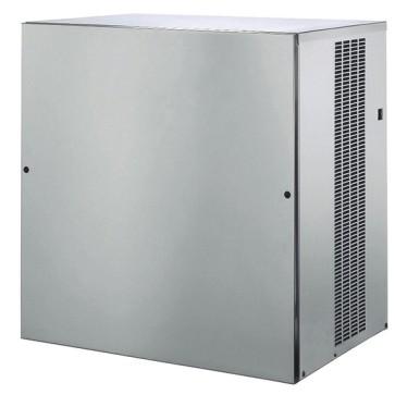 Produttore di ghiaccio a cubetti, aria, produzione 400kg/24h