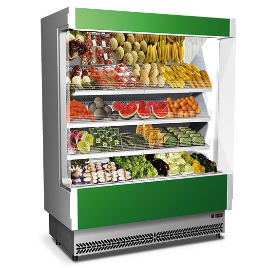 Murali refrigerati frutta e verdura