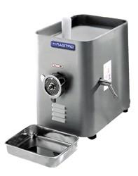 Tritacarne refrigerato; bocca 22; 300 kg/h