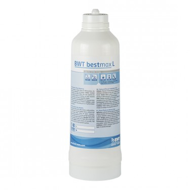 cartuccia addolcitore tipo bestmax L capacità 3945-5200 litri pressione max di lavoro 2-8 bar