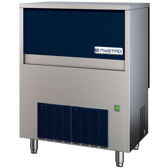 Produttori automatici di ghiaccio in cubetti con condensazione ad acqua sistema a spruzzo