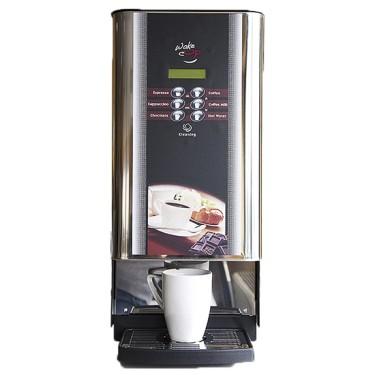 Distributore caffè automatico con 2 cisterne da 2,5 litri