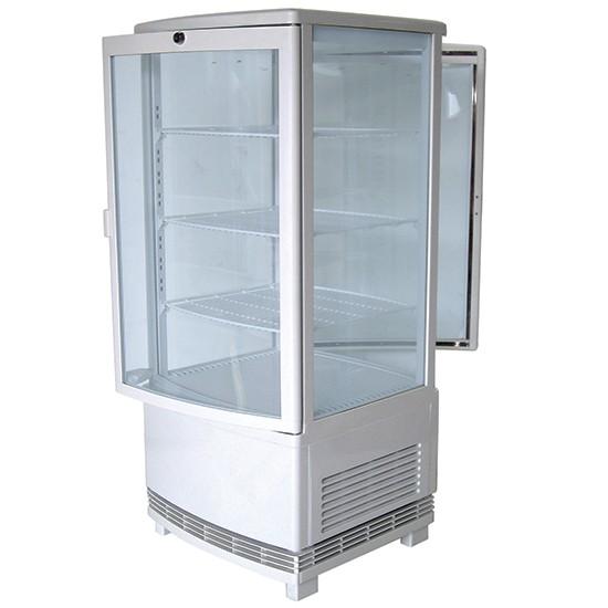 Vetrine refrigerate verticali da banco