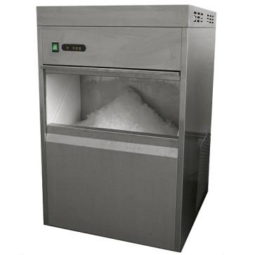 Produttore di ghiaccio a scaglie, capacita 25kg in 24 ore contenitore riserva 10 kg
